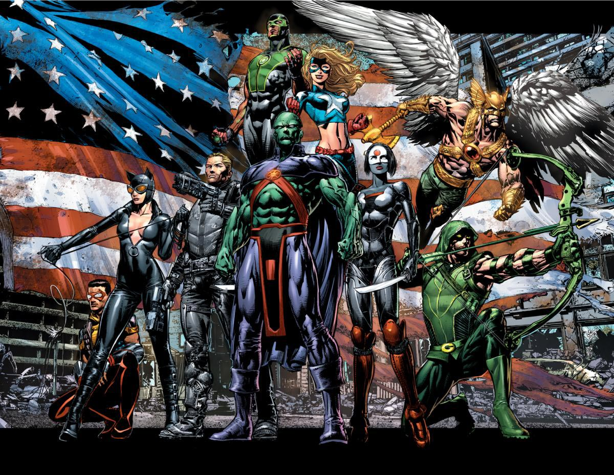 New 52 Hawkman The New 52 Is A...